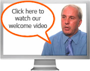 Watch our video welcome message